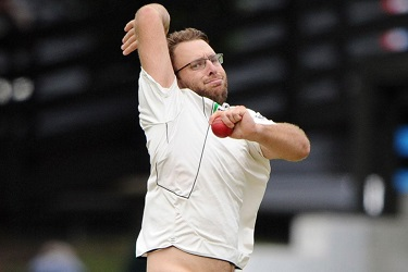 daniel vettori in test