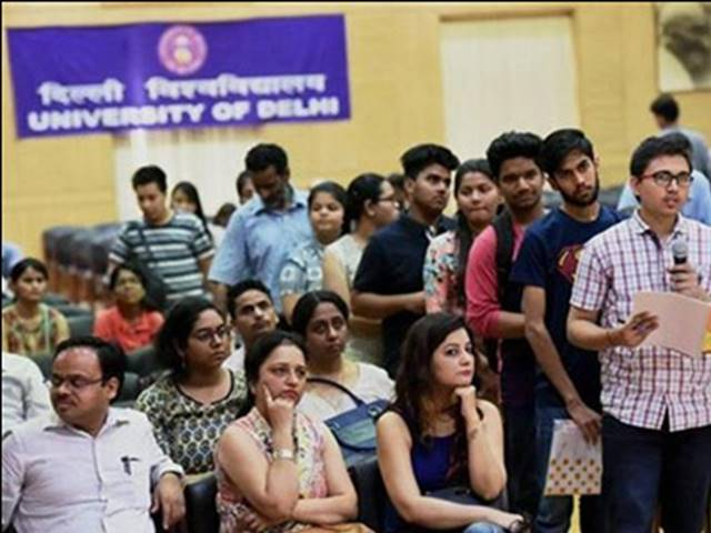 Delhi University 2019 Admissions: How to Calculate Best of Four Marks