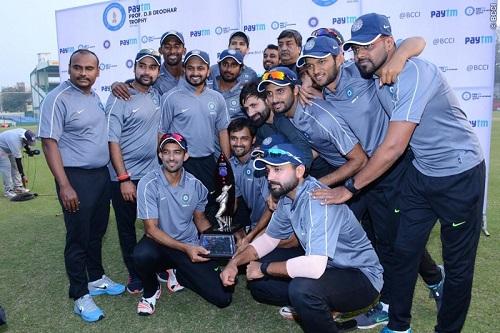 devdhar trophy winner