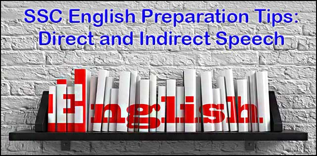 SSC English preparation tips