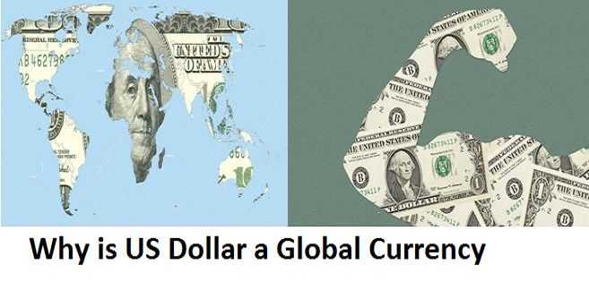US Dollar as Global currency