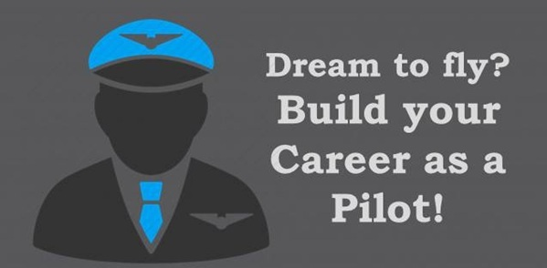 Dreaming to fly! Build your Career as a Pilot!