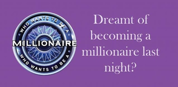 Your Quick Start Guide to become a millionaire!