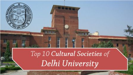 10 College Societies that will convince you to join Delhi University today