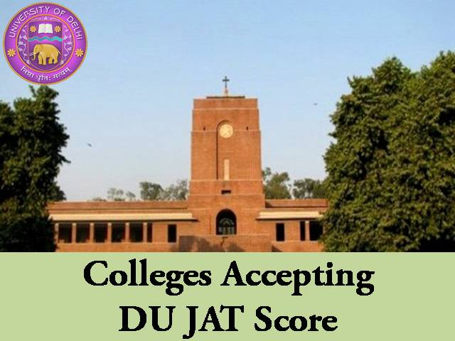 DUJAT 2020 Participating Colleges