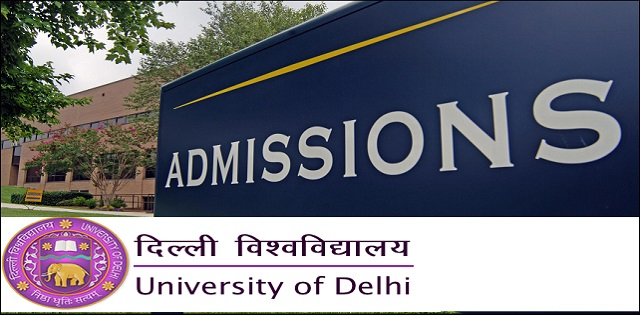 DU PG registration for academic session 2018-19