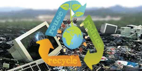 GK Quiz on Environment & Ecology: E-waste