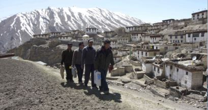 evm hilly areas
