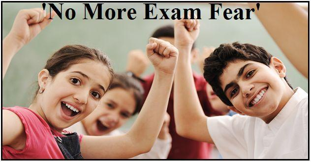 Top 6 Tips to Overcome the Fear of CBSE Board Exams 2019