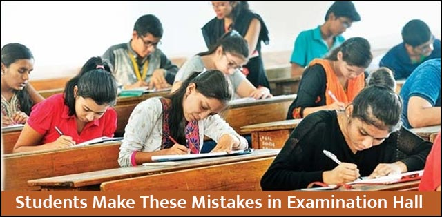 Common Mistakes Students Make in Board Exams
