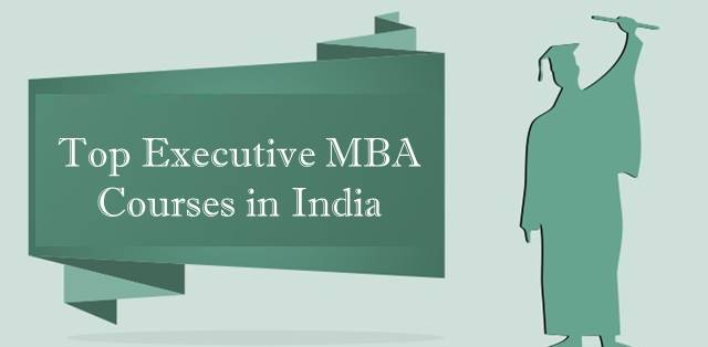 Top B School for Executive MBA in India