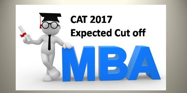 CAT 2017 Expected Cut off