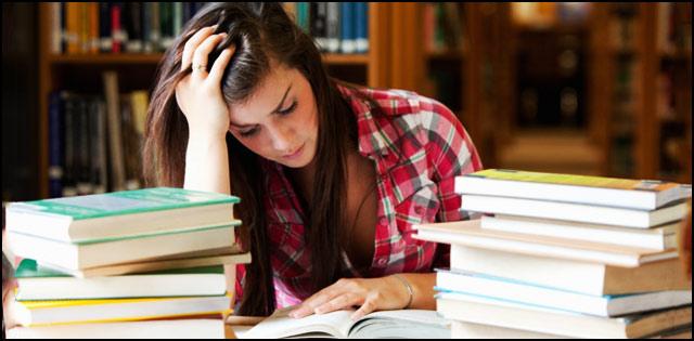 Mtahematics exam fear