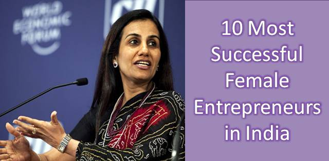 successful business woman in india