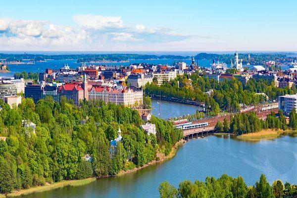 finland beauty