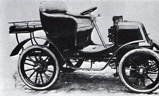 first indian car