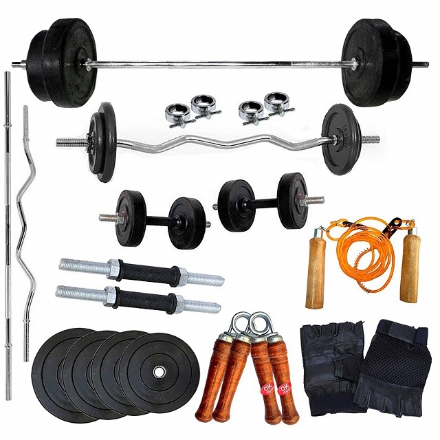 Fitness essential items