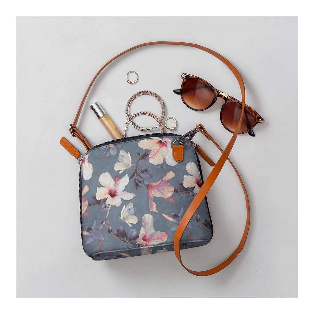 Flower Stylish Sling Bag