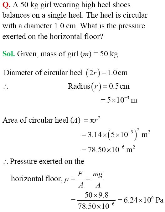 mechanical prperties of fluids