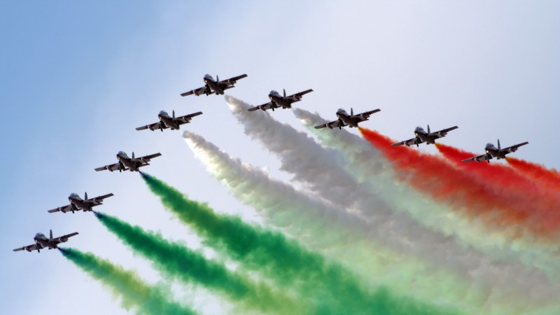 flypast republic day india