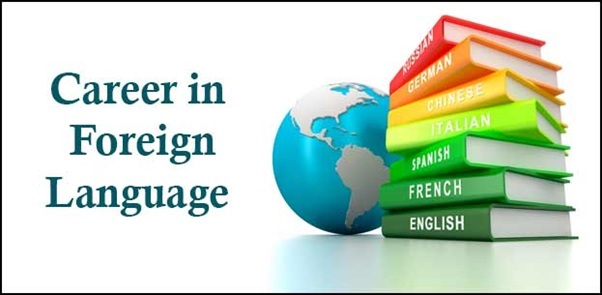 Foreign language career options