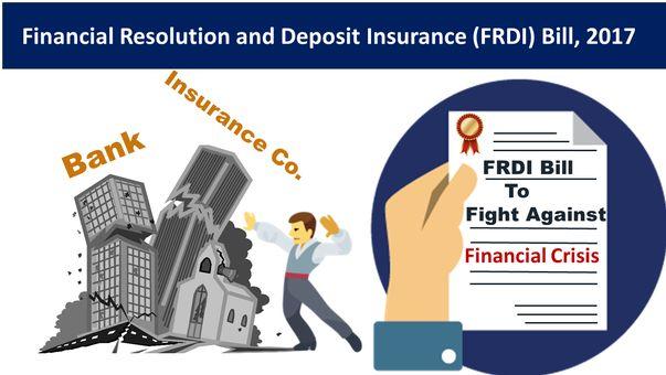 frdi bill impacts on deposits