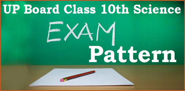 Class 10th Science Board Exam Pattern