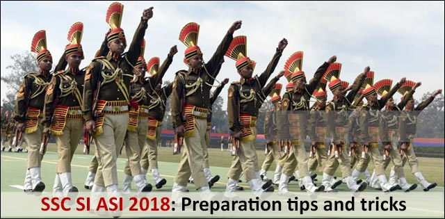 SSC CPO 2018 Exam Preparation Tips and Strategy