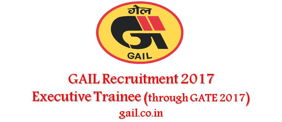gail-recruitment