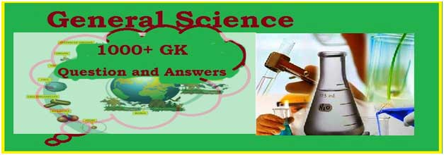 GK Biology Questions and Answer