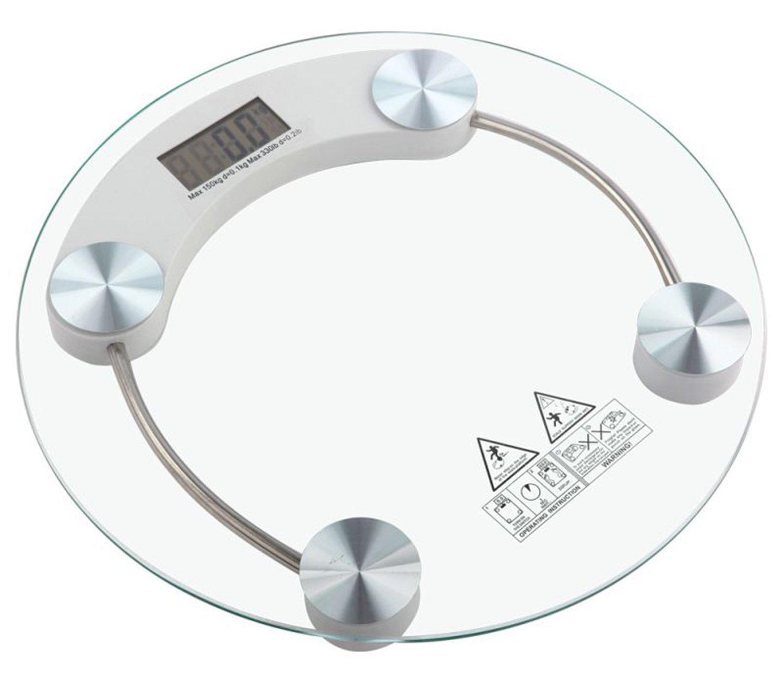Glass weighing machine