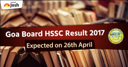 Goa Class 12 HSSC Results 2017 may be declared on 26th April