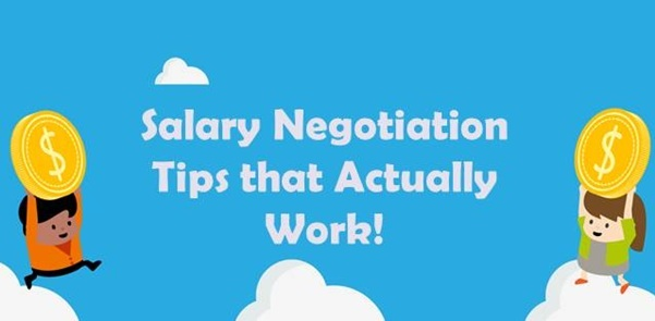 Salary negotiation tips that actually work