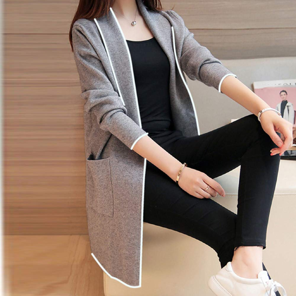 Gray Colored cardigan