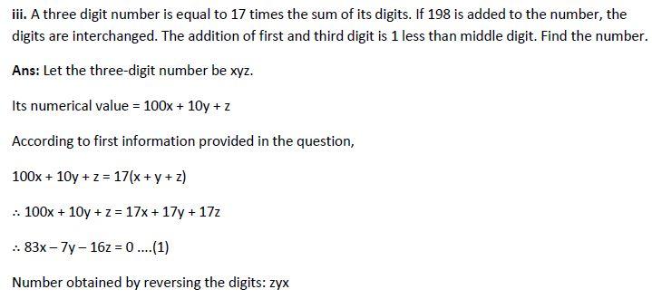 maharashtra board class 10th math paper