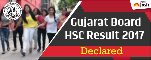 Gujarat Board Class 12th General Stream Result 2017 Declared