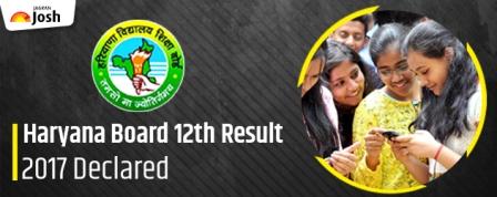 haryana board 12th result 2016