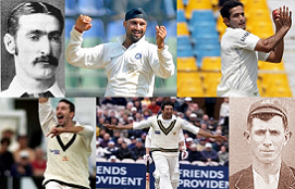 hat trick wickets taker in test cricket