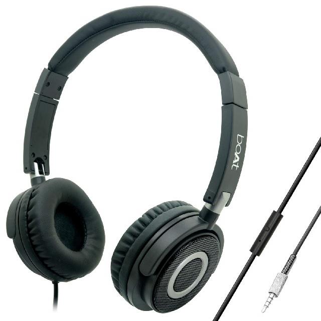 Headphones wire