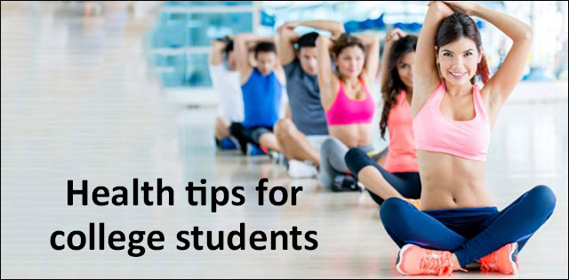 Health and Fitness - A Cheatsheet for College students