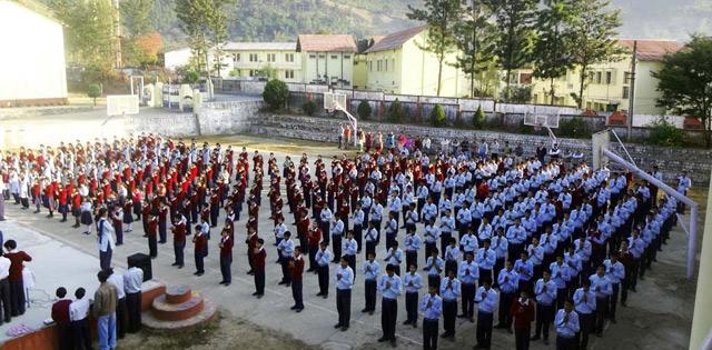 Himachal Pradesh Students