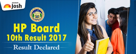 HPBOSE 10th Result 2017: HP Board 10th Class Result to be announced today on hpbose.org