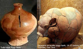 history of piggy bank