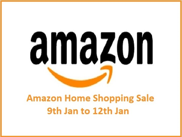 Amazon Home Shopping Sale