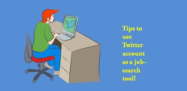How a Twitter account can help you to land in a job