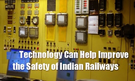 Technology plays important role in railway security