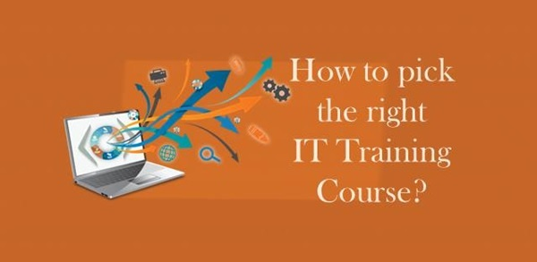 How to pick the right IT certification course?