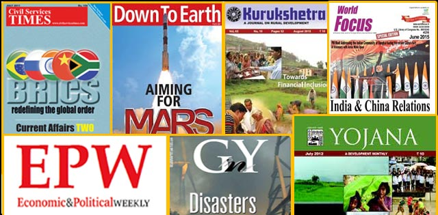 Best Magazines for IAS Exam