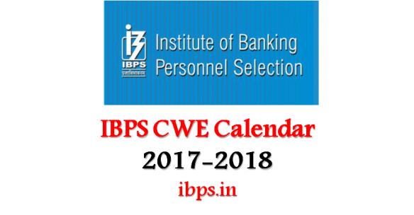ibps-Calendar-2017-2018