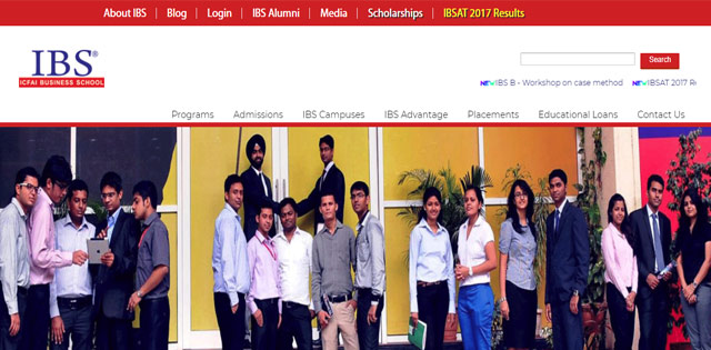 IBSAT 2018 MBA Selection Process To Start From February 20